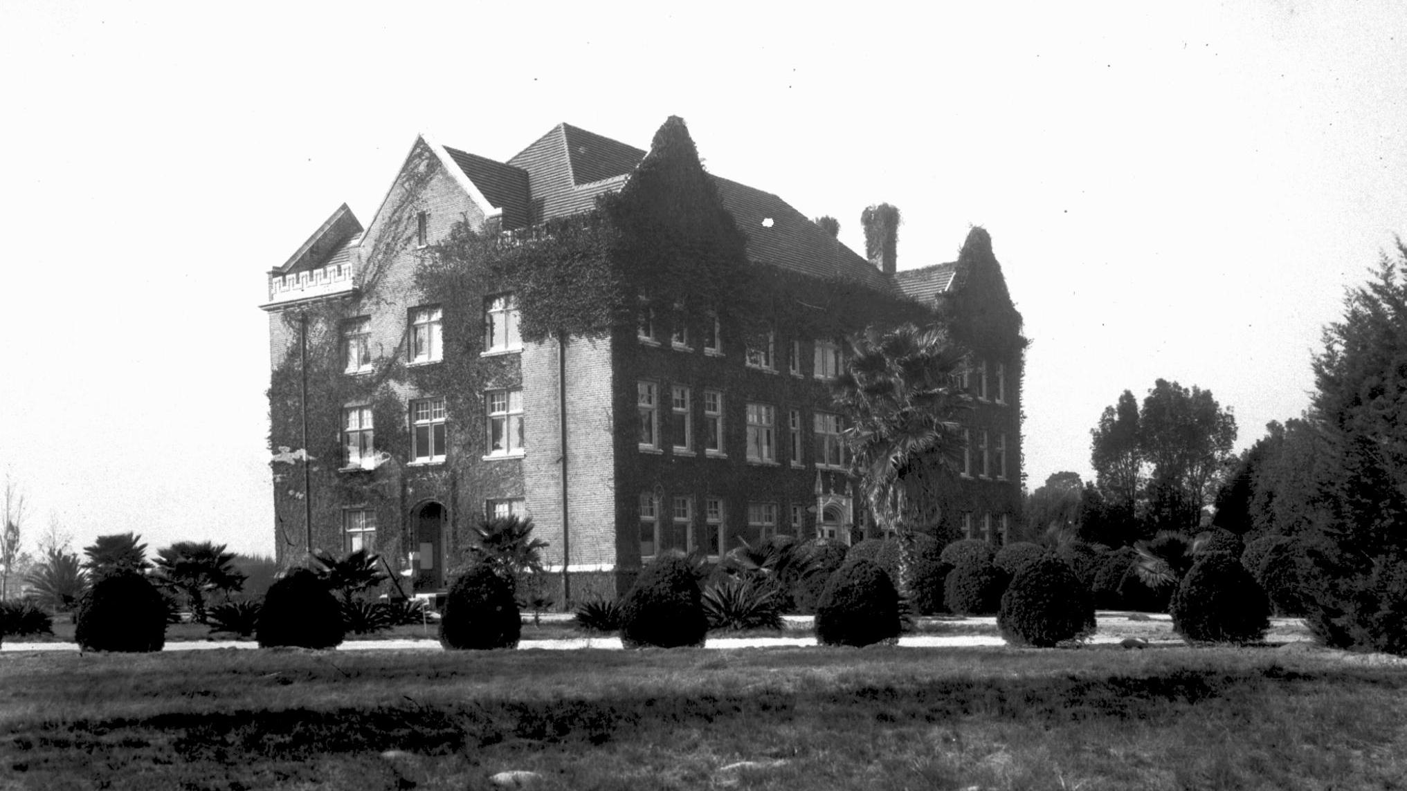 Newell Hall 1930s